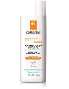 LaRoche-PosayAnthelios 50 Tinted Mineral Ultra Fluid Sunscreen
