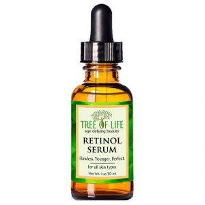Tree of Life Retinol Serum