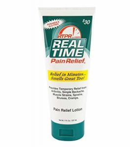 Real Time Pain Relief Lotion
