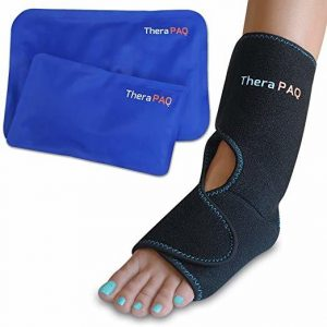 TheraPAQ Foot and Ankle Pain Relief Ice Wrap