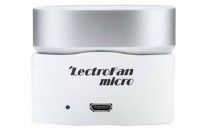 LectroFan Micro Wireless Sound machine