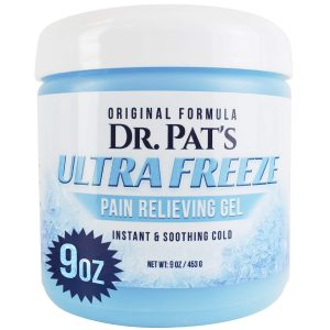 Dr. Pat's Ultra Freeze Pain Relief Cream