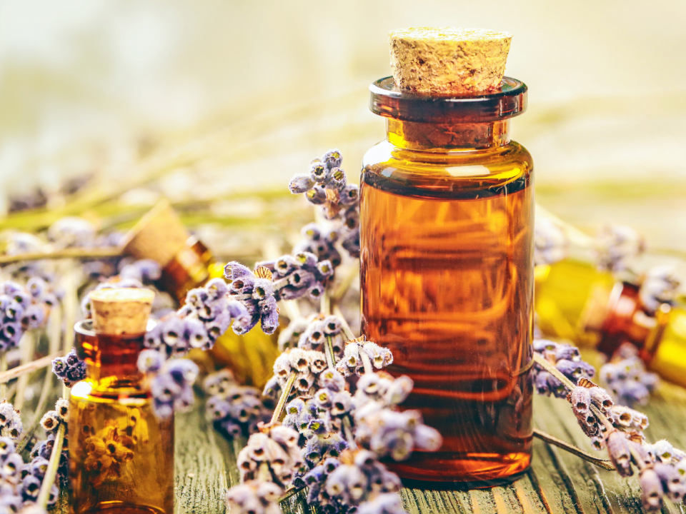 4 essential oils for weight loss