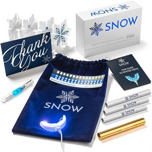 Best Teeth Whitening Kit: Snow