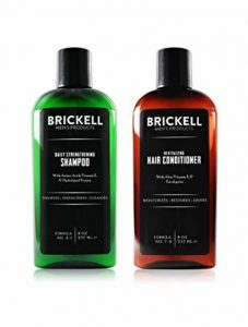 Brickell Men's Daily Revitalizing Mint & Tea Tree Oil