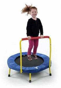 Fold & Go Trampoline – by The Original Toy Company