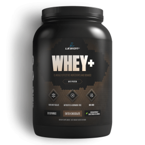 Legion Whey+ Whey Isolate Protein Powder