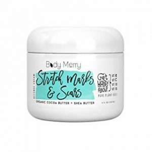 Body Merry Stretch Marks & Scars Cream