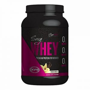 Gym Vixen Whey Protein Isolate