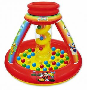 Mickey Mouse Club House Color Adventure Ball Pit