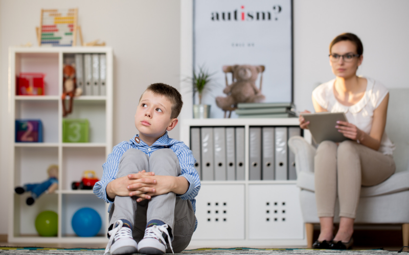 How To Spot Warning Signs Of Autism In Children